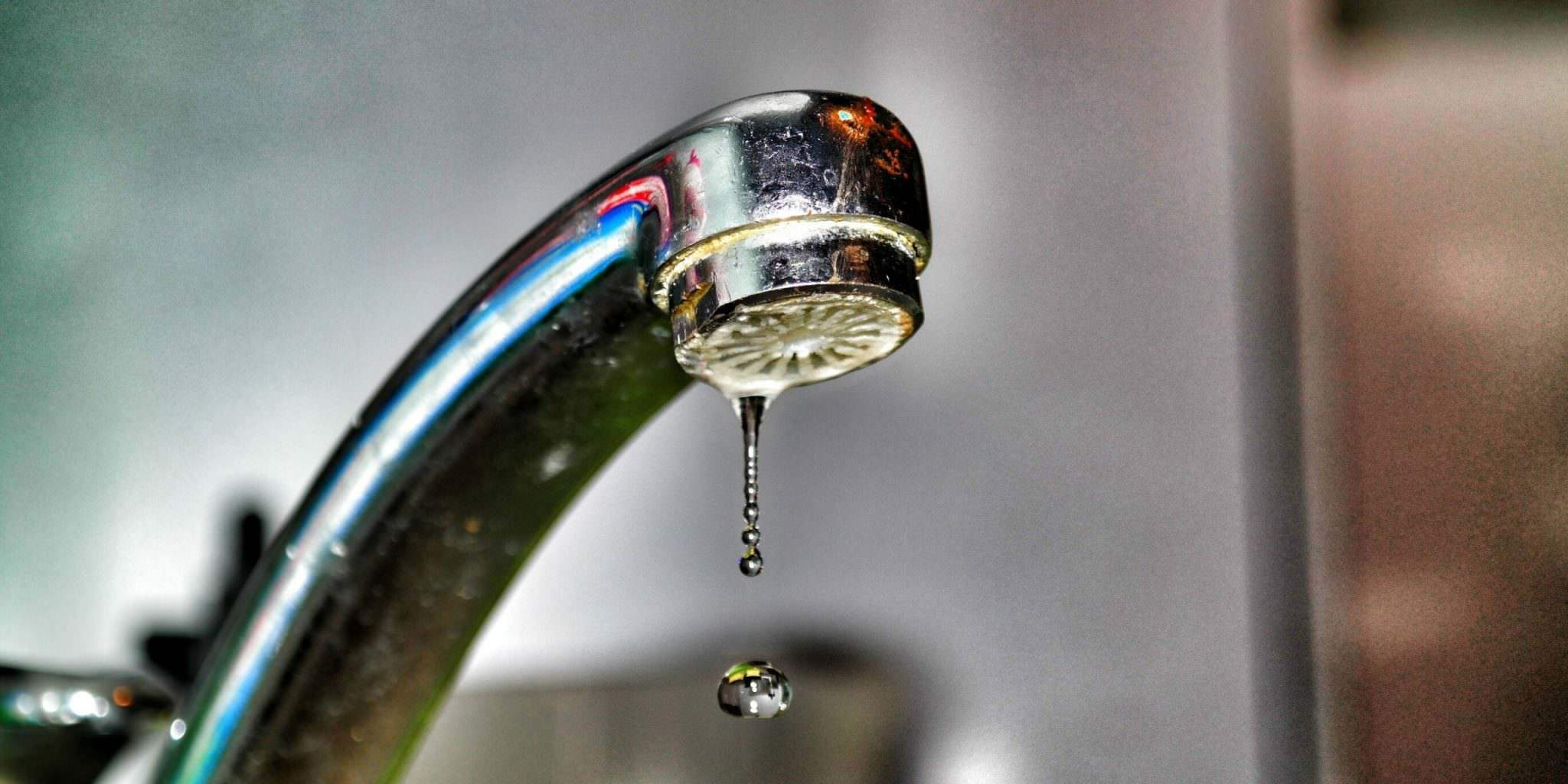 کم فشاری آب